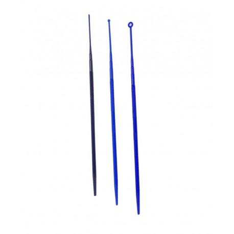 Inoculating loops, 1ul, flexible PP, sterile peel. (M4015)