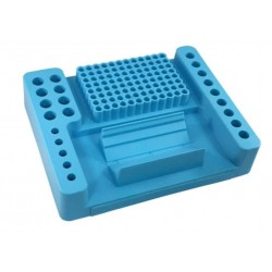 CoolCaddy™ cold station for PCR plate, tubes, and cryos. (R1450)